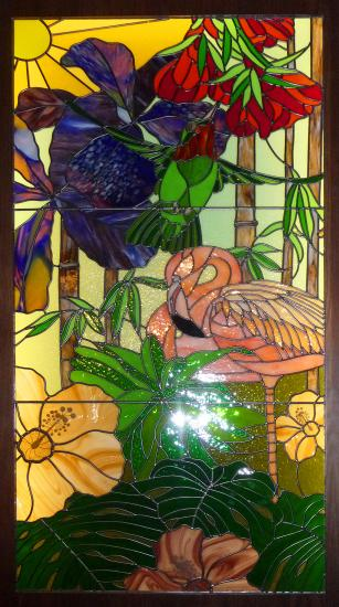 Stained Glass Leadlight