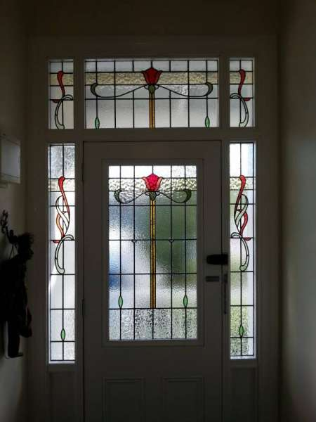 Glassarts Bespoke Stained Glass Windows Kingsland